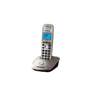 Телефон Panasonic KX-TG2511RUN DECT - золотой