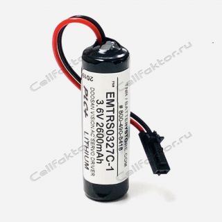 Батарейка литиевая DOOSAN SB-AA11 Battery Replacement with RD023-10 Connector