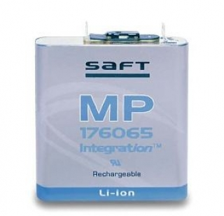 Аккумулятор Li-Ion SAFT MP 176065 Integration 6800 мАч